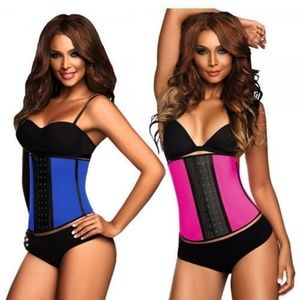 3 Hook Workout Waist Trainer By Ann Chery
